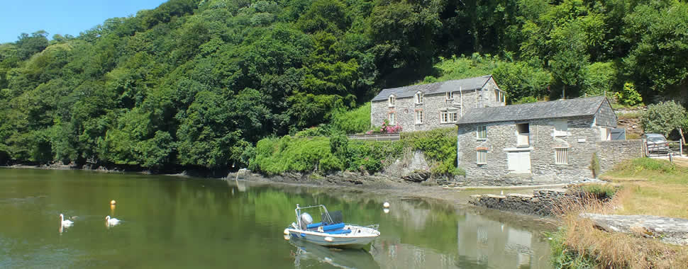 Pont Pill Quay (National Trust)
