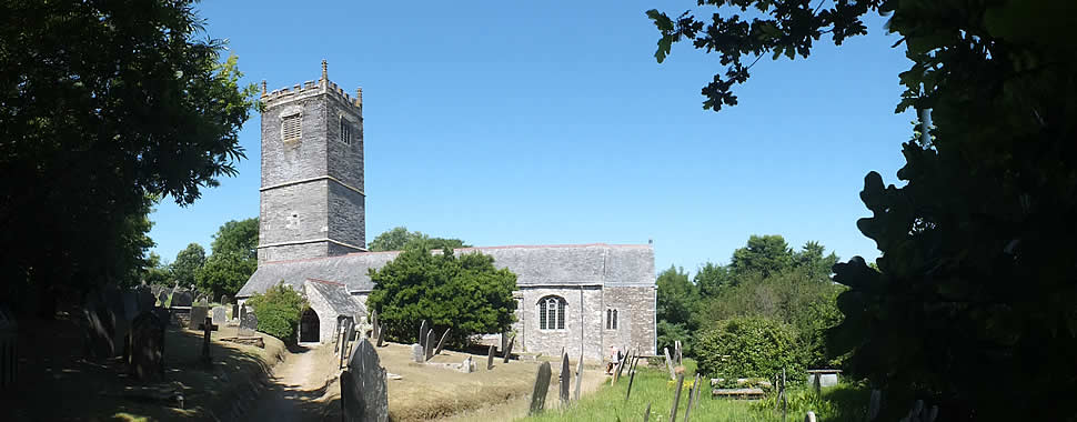 St Wyllow Church