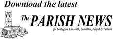 Download the latest Parish Newsletter